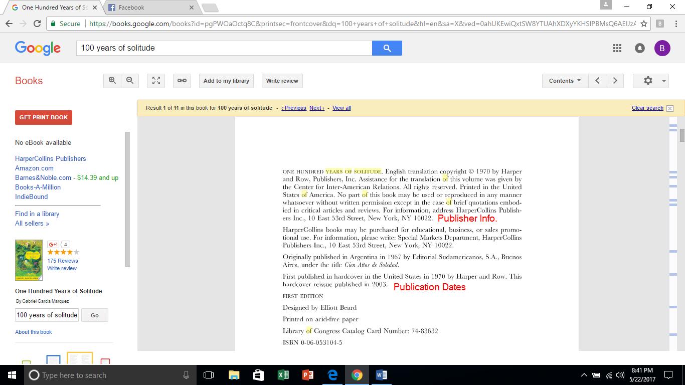 king james bible citation mla